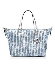 GUESS Korry Crush Satchel