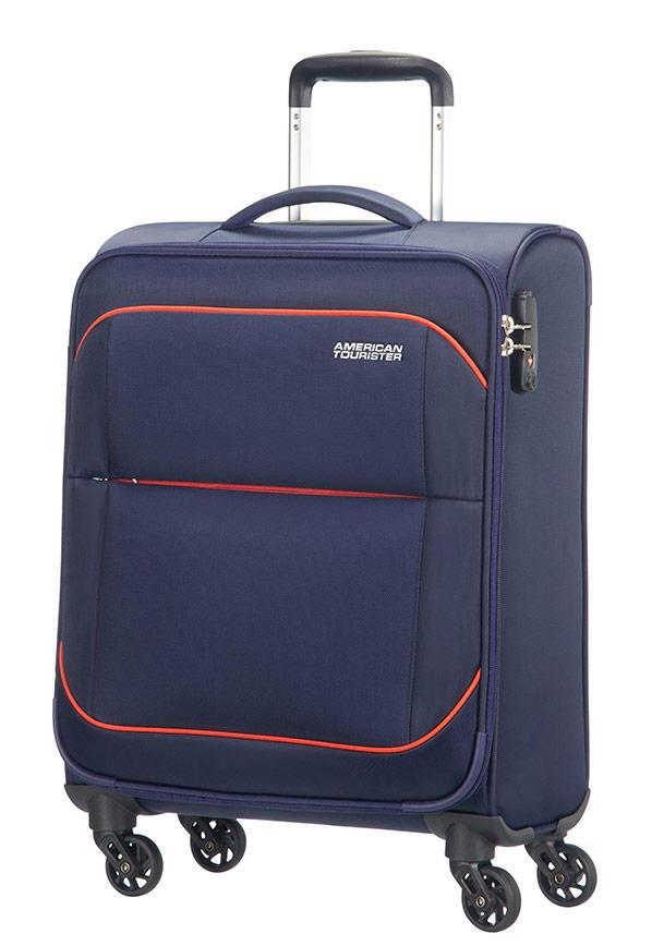 valise american tourister ligne sunbeam valise cabine nordicblue achetez prix outlet. Black Bedroom Furniture Sets. Home Design Ideas