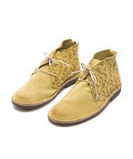 MINORONZONI 1953 lacets Chaussures en daim jZJBn