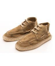 Sneakers hautes MINORONZONI 1953 En tissu 5xoOfu
