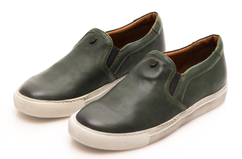 Slip-Minoronzoni 1953 Chaussures en cuir XalqSqOy