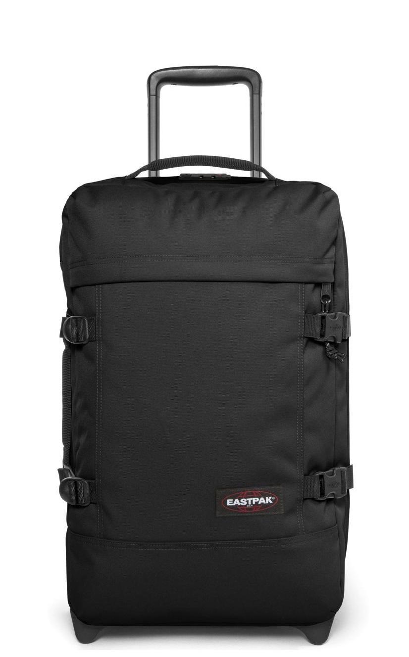 valise sac a dos eastpak ligne strapverz s avec tsa valise cabine noir achetez prix outlet. Black Bedroom Furniture Sets. Home Design Ideas