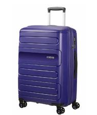 - Valise AMERICAN TOURISTER Ligne SUNSIDE, taille moyenne, extensible