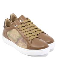 Chaussures Femme - ALVIERO MARTINI 1 ^ CLASS Sneakers GEO CLASSIC, en cuir