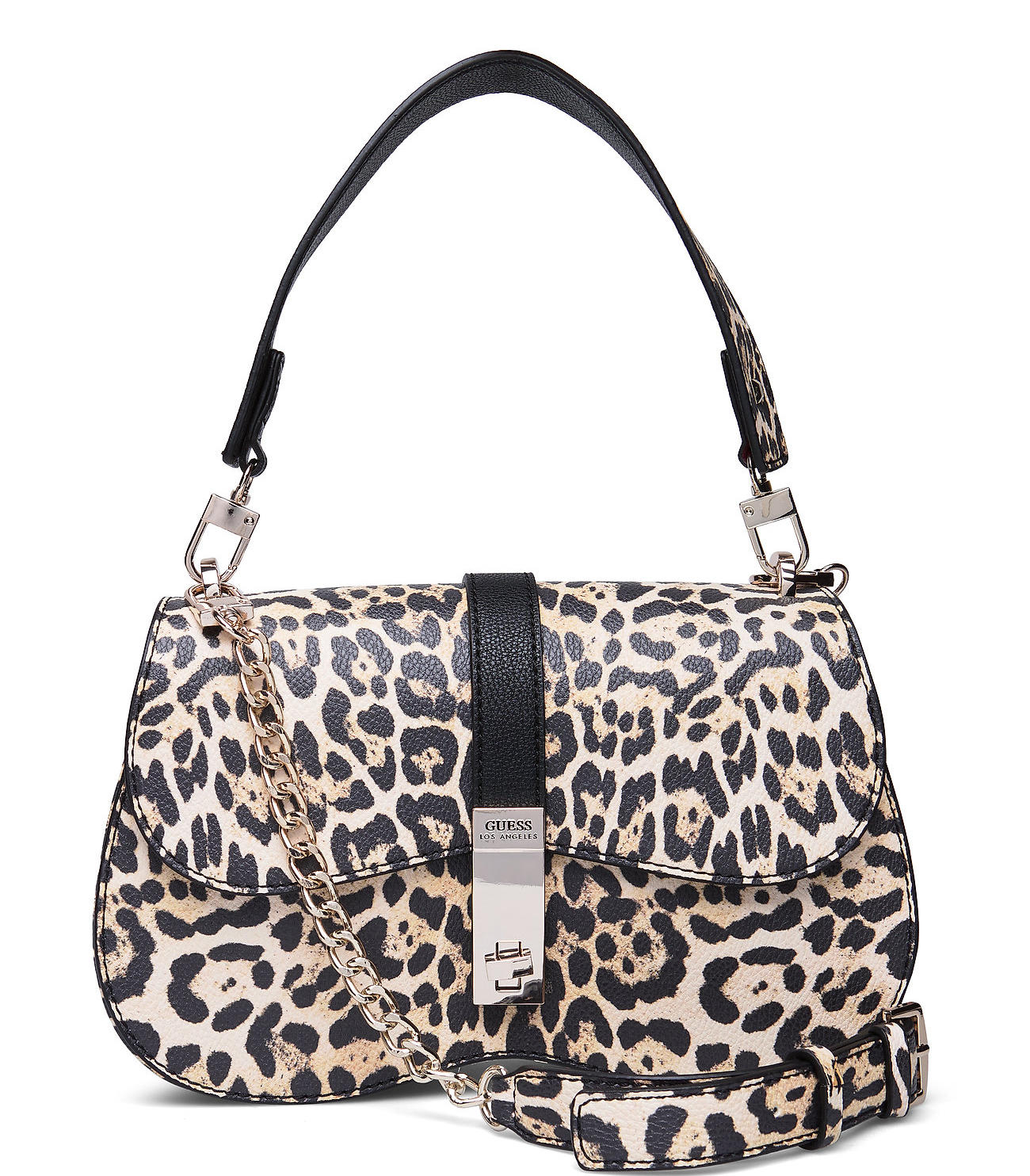 GUESS Asher Leopard