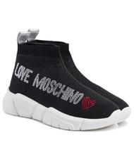 Baskets Chaussettes LOVE MOSCHINO
