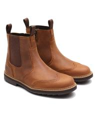 - Bottines TIMBERLAND SQUALL CANYON, en cuir