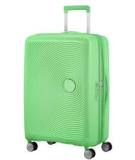 - Valise AMERICAN TOURISTER Ligne SOUNDBOX. taille moyenne. extensible