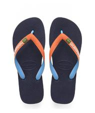 Chaussures unisexe - HAVAIANAS tongs BRASIL MIX