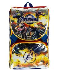 - AVENGERS TEAM TEACH Sac à dos extensible, avec gadget Action Figure inclus