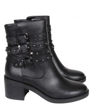 Chaussures Femme - GUESS COLLEEN Bottines à bout rond