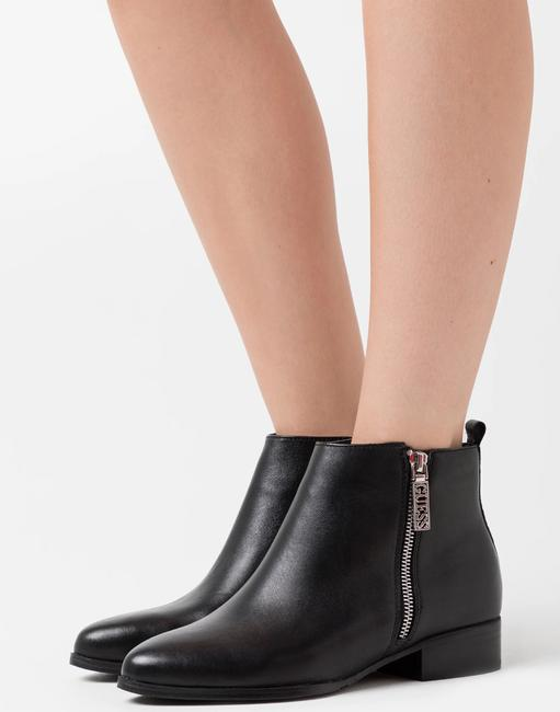 - GUESS VALONY Bottines basses en cuir
