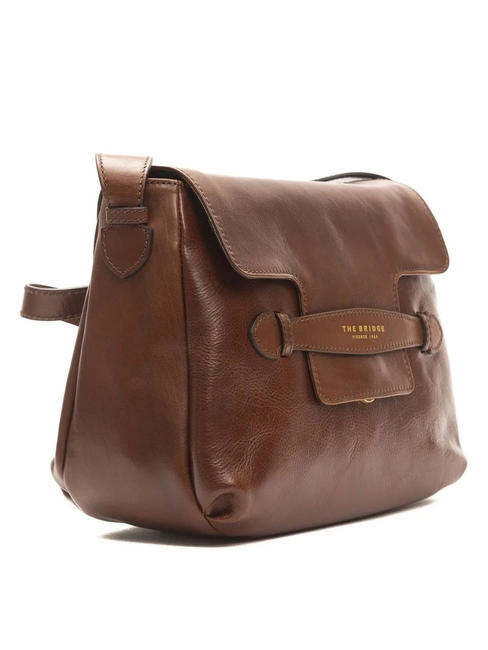 - THE BRIDGE Sac bandoulière CORE, en cuir