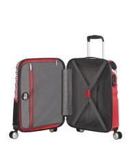 Ensemble Valises - AMERICAN TOURISTER WAVEBREAKER Grand ensemble trolley + bagage à main