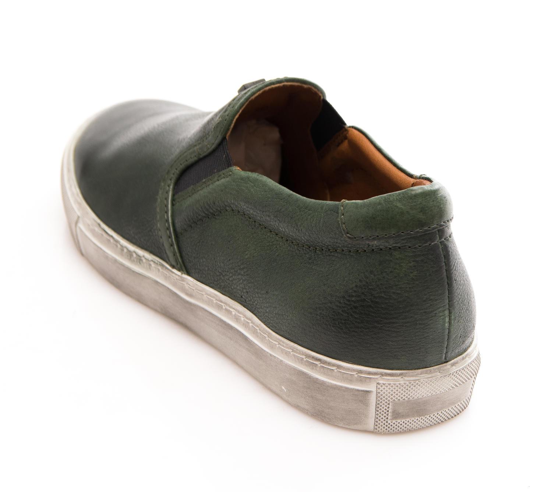 Sneakers Minoronzoni 1953 En Cuir 3P7R2T
