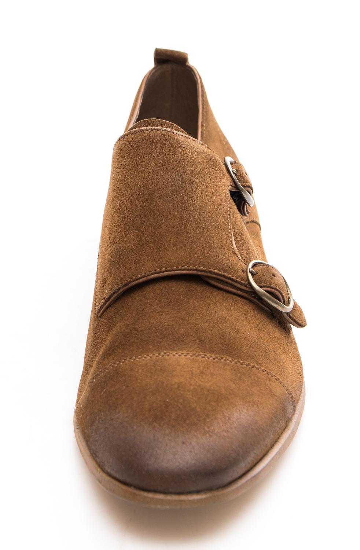 Chaussures à lacets MINORONZONI 1953 Chaussures en daim lleHsF