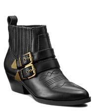 Chaussures Femme - Bottines texanes GUESS VIOLLA, en cuir
